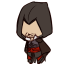Ezio shimeji preview