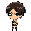 Eren Jaeger shimeji preview