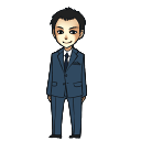 Jim Moriarty shimeji preview