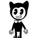 Bendy shimeji preview