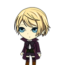 Alois Trancy shimeji preview