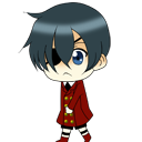 Ciel Phantomhive shimeji preview
