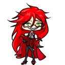 Grell shimeji preview