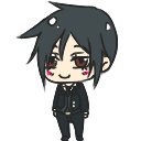 Sebastian Michaelis shimeji preview
