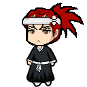 Renji Abarai shimeji preview