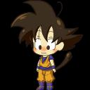 Goku shimeji preview