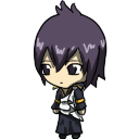 Zeref shimeji preview