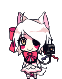 Mangle shimeji preview