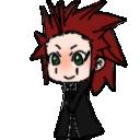 Axel shimeji preview