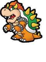 Bowser shimeji preview