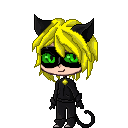 Cat Noir shimeji preview