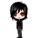 Gerard Way shimeji preview
