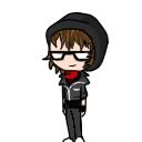 Mikey Way shimeji preview