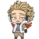 Keigo Takami (Wing Hero Hawks) shimeji preview