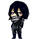 Shota Aizawa (Eraser Head) shimeji preview