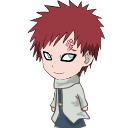 Gaara shimeji preview