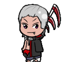 Hidan shimeji preview