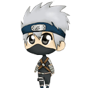 Kakashi shimeji preview