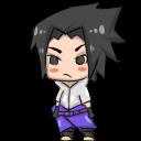 Sasuke shimeji preview
