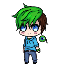 Jacksepticeye shimeji preview