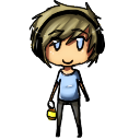 PewDiePie shimeji preview