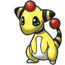 Ampharos shimeji preview