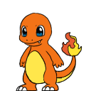 Charmander shimeji preview