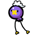 Drifloon shimeji preview
