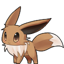 Eevee shimeji preview