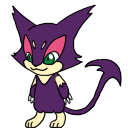 Purrloin shimeji preview
