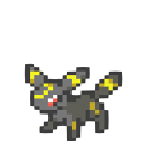 Umbreon shimeji preview