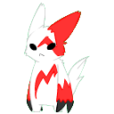 Zangoose shimeji preview