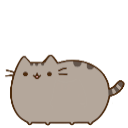 Pusheen the cat shimeji preview
