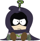 Mysterion shimeji preview