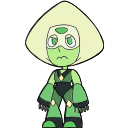 Peridot shimeji preview