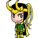Loki (helmet) shimeji preview