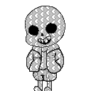 Dust Sans shimeji preview