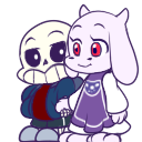 Soriel shimeji preview