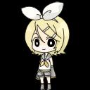 Kagamine Rin shimeji preview