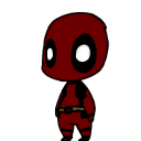 Deadpool shimeji preview